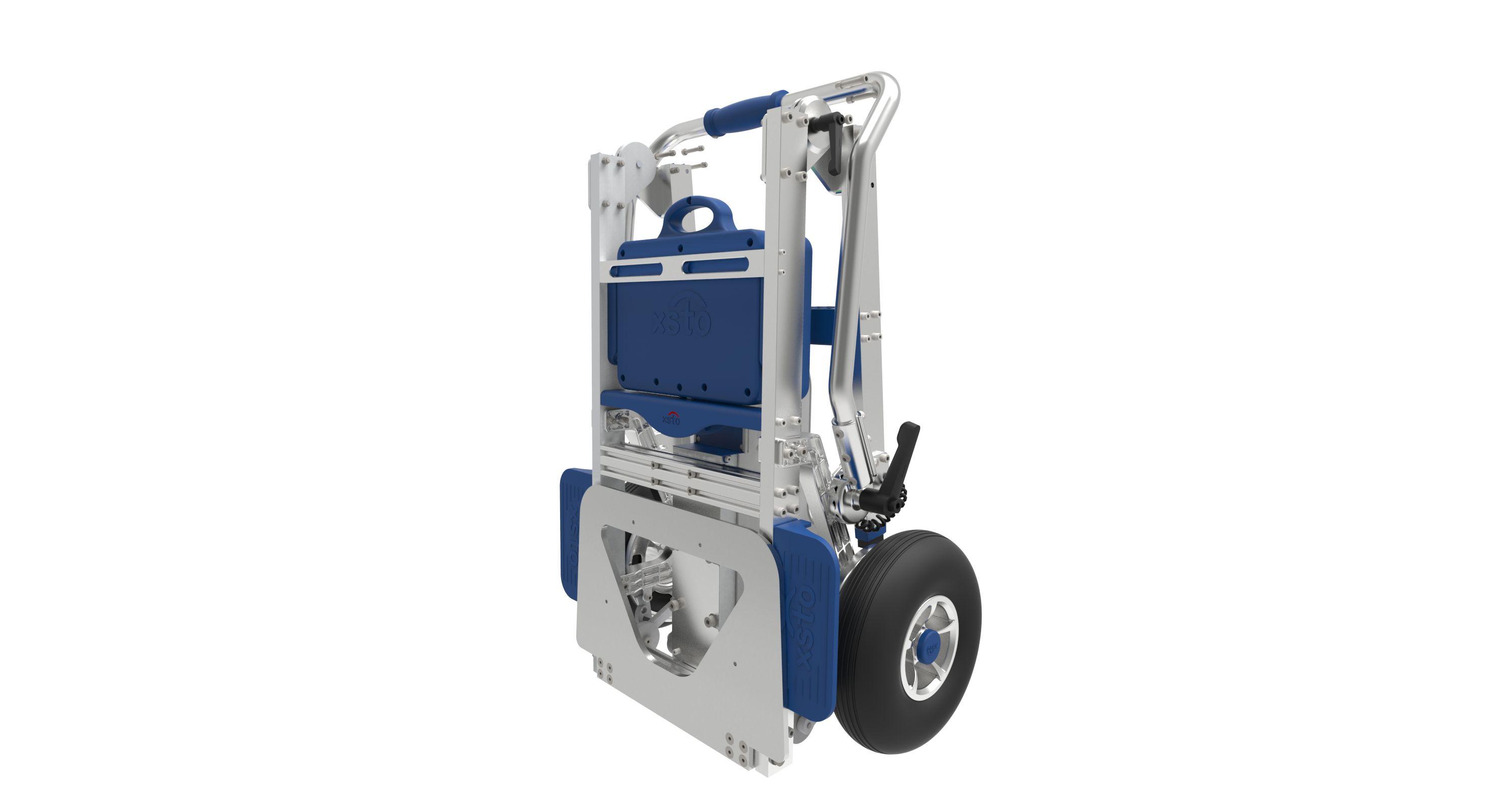 Compartec elektrischer Treppensteiger Faltbar im companyshop24