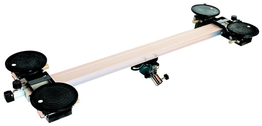 Überkopf-Glastraverse BD400