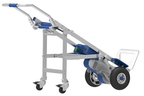 Compartec elektrischer Treppensteiger + Fahrgestell