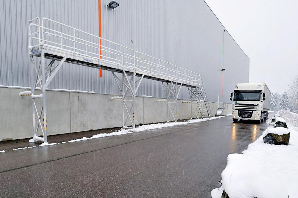 Mauderer Enteisungsbühne fest im companyshop24