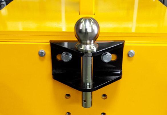 Multi-Mover Elektroschlepper Kupplung