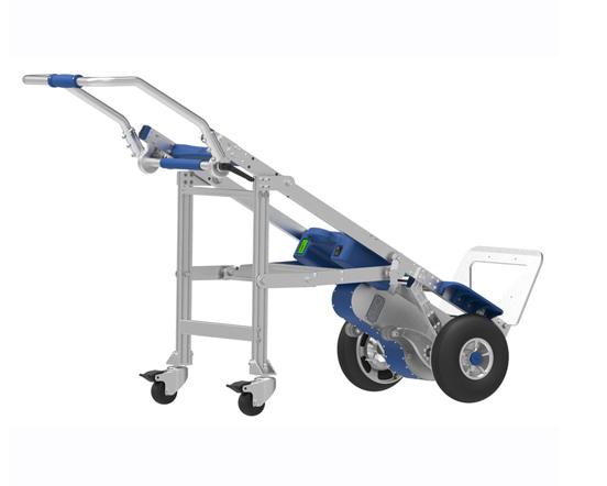 Compartec elektrischer Treppensteiger + Fahrgestell im companyshop24