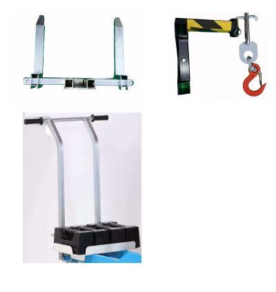 Grundausrüstung BD400