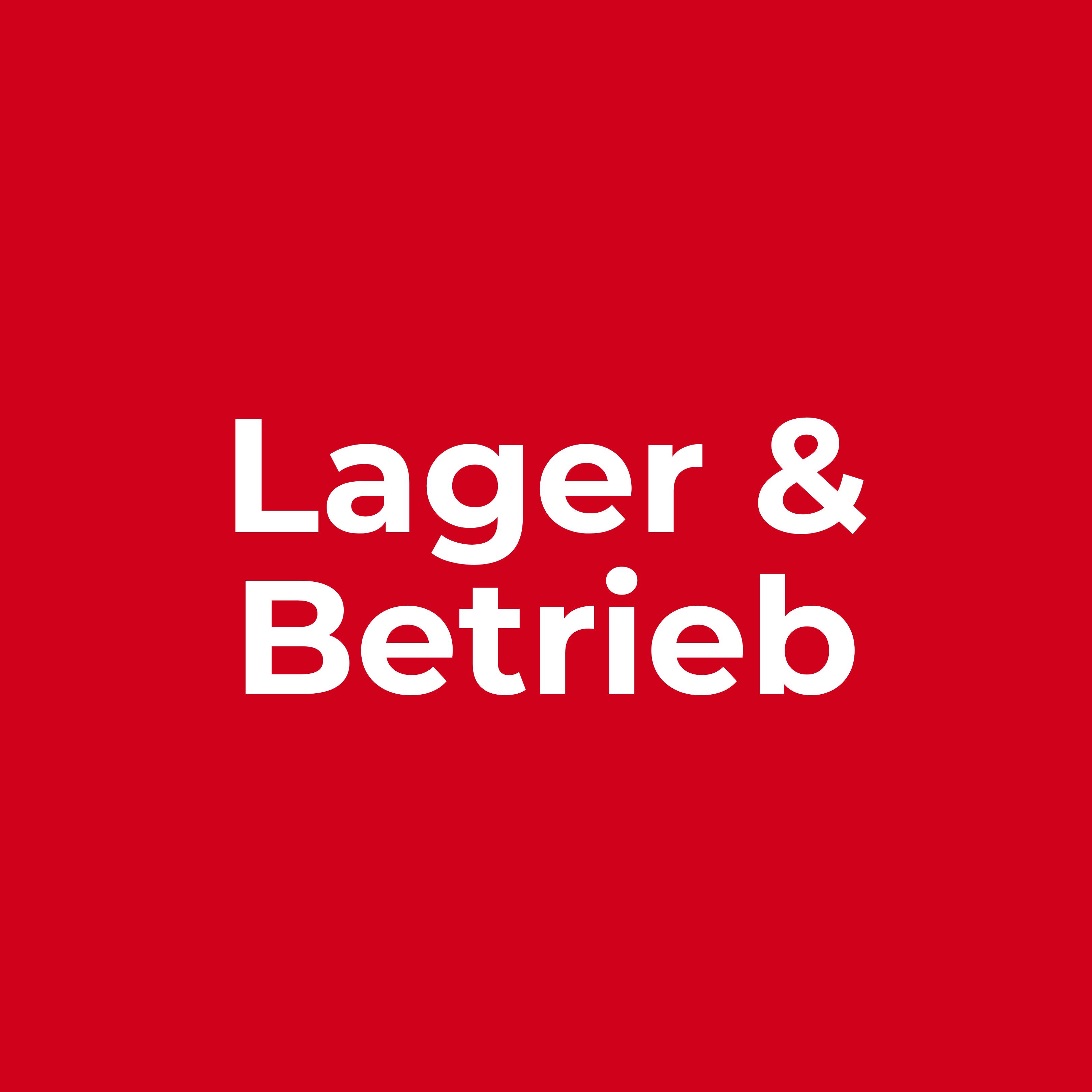 Kachel Lager & Betrieb