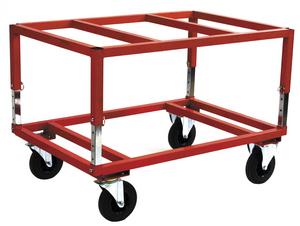 Höhenverstellbare Palettenwagen im companyshop24