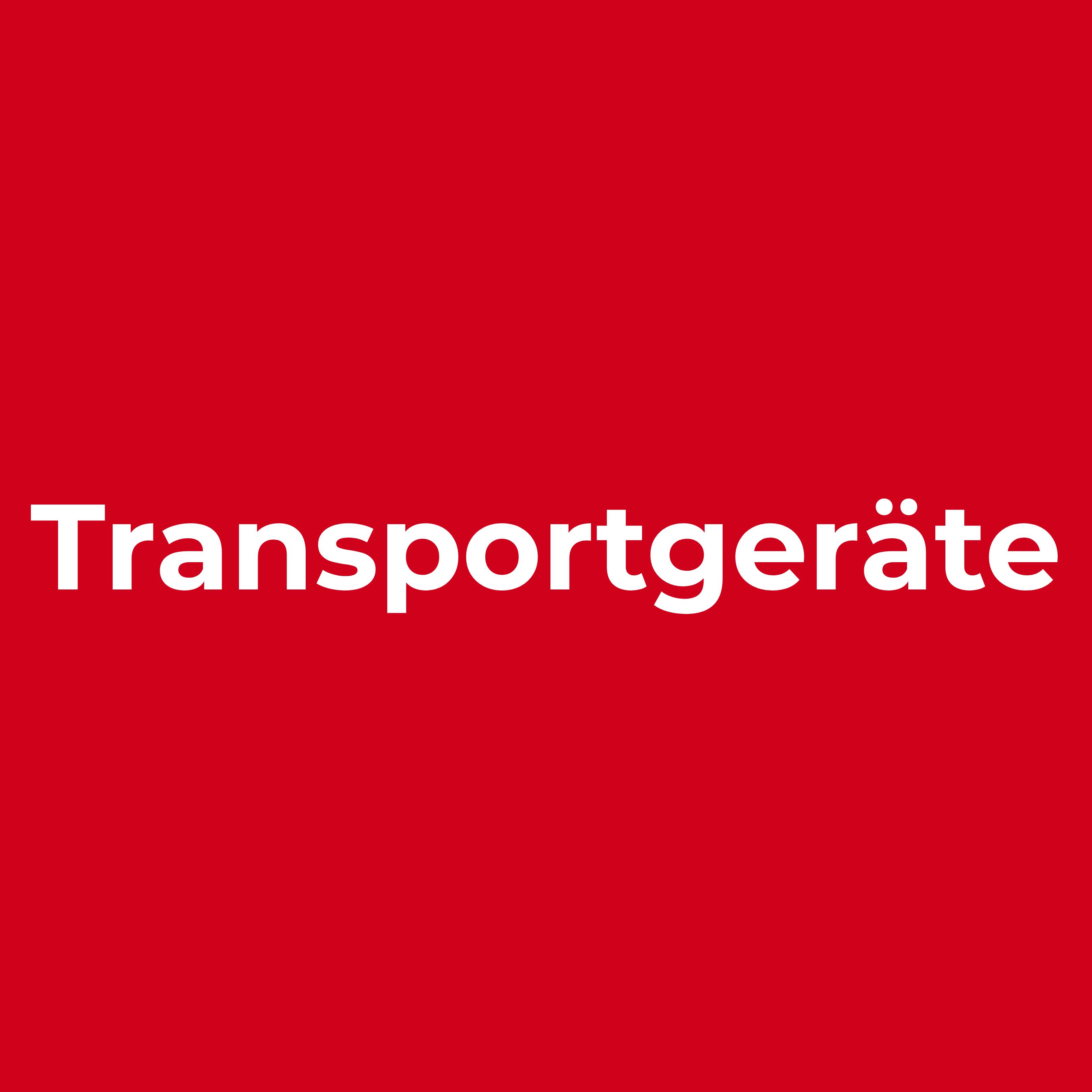 Kachel Transportgeräte