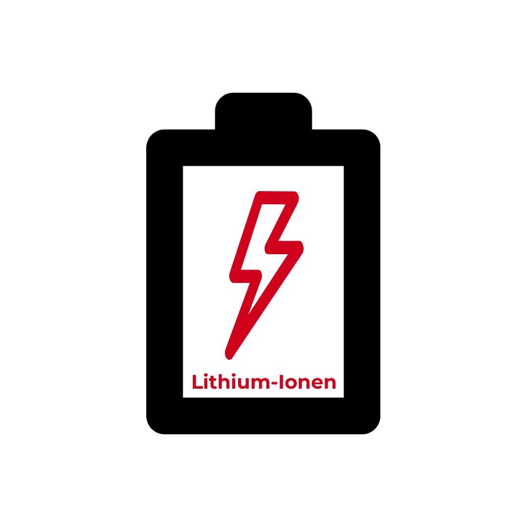 CT400 Icon Lithium-Ionen Akku