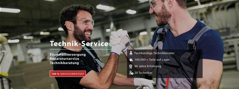 Service-Garantie im companyshop24