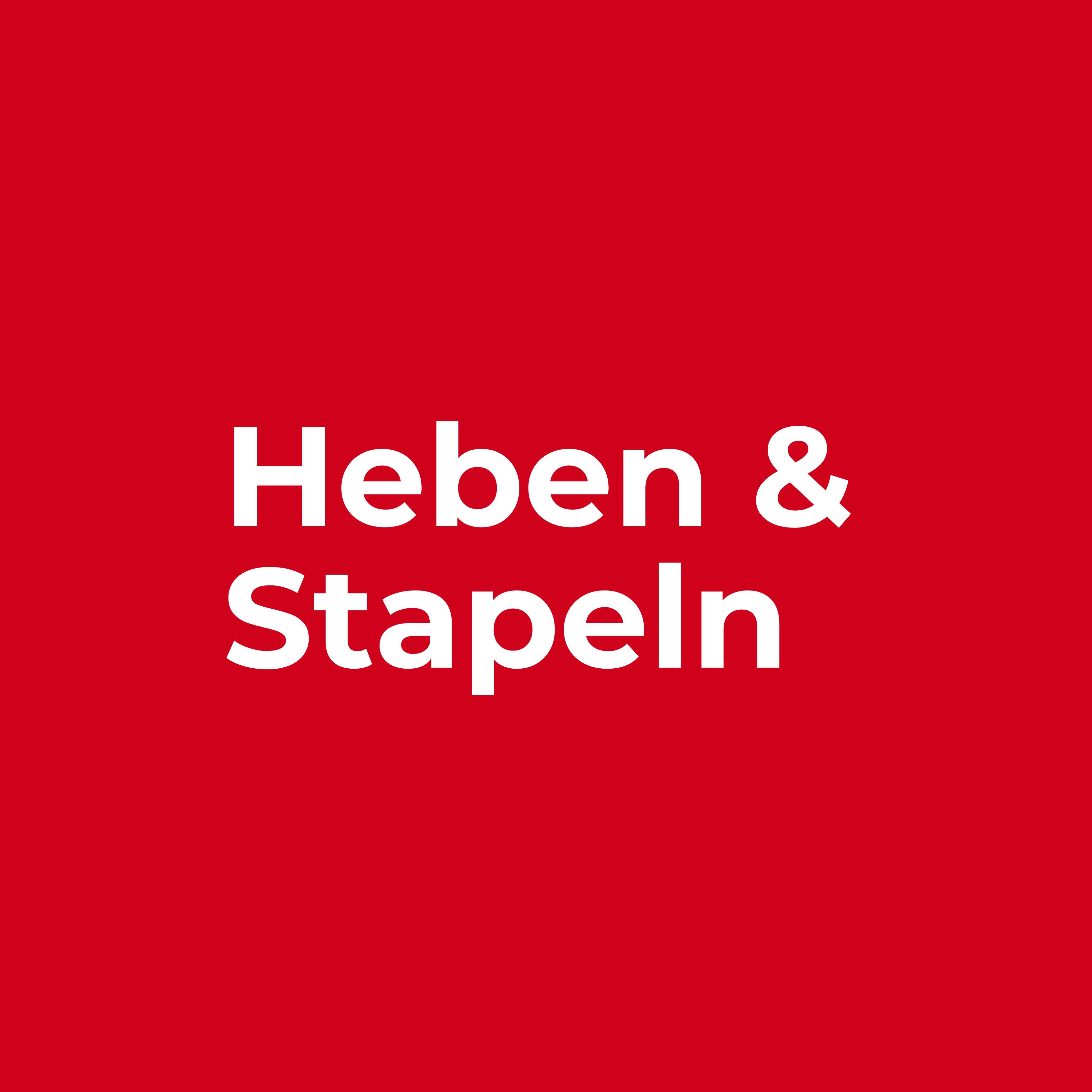 Kachel Heben & Stapeln