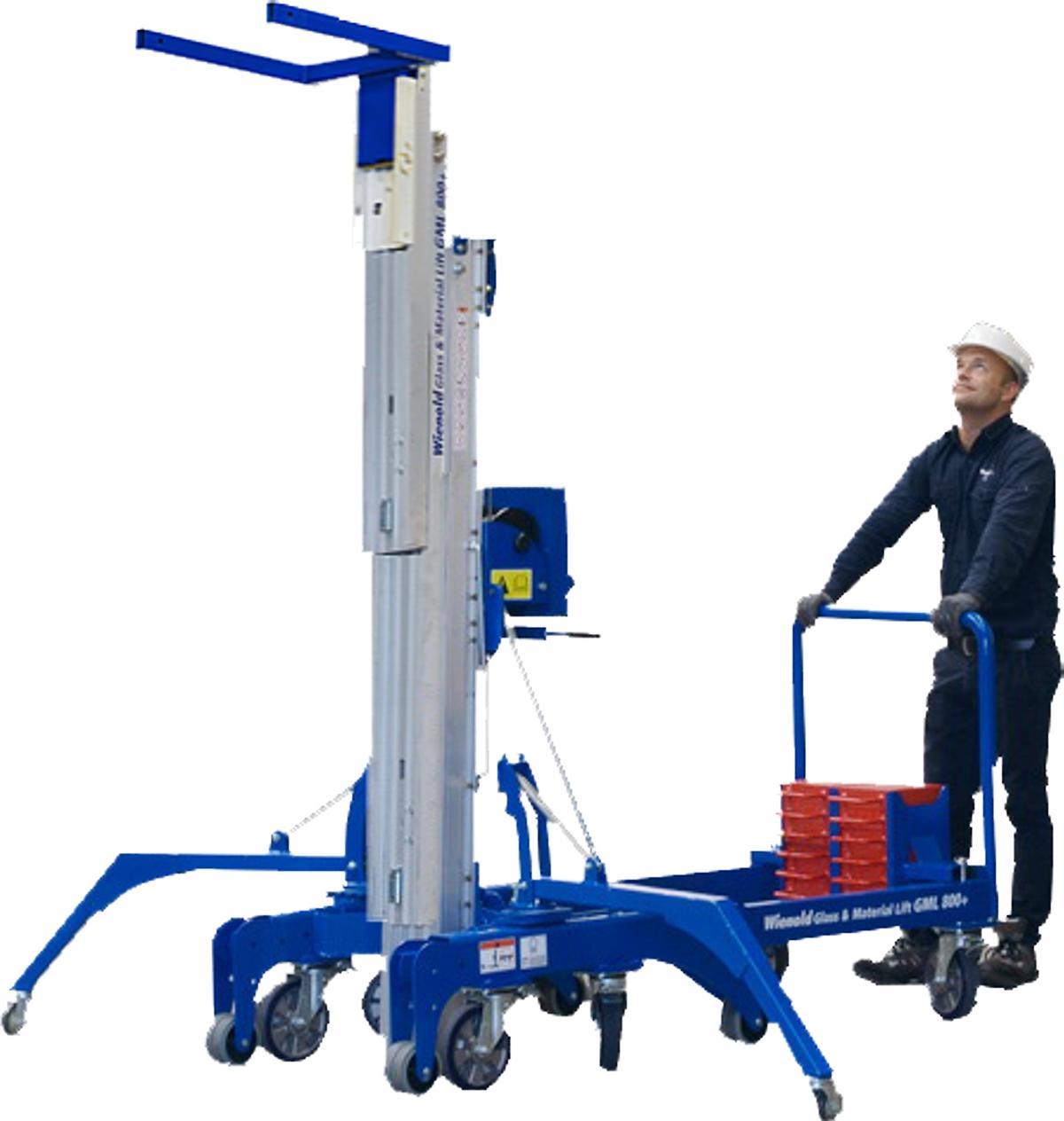Elektrischer Montagelift GML800+ im companyshop24
